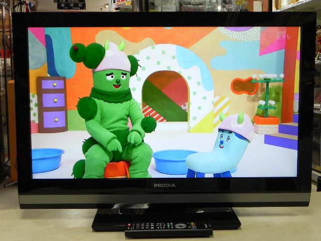 2011年製32インチ液晶テレビが 19,800円(税込)