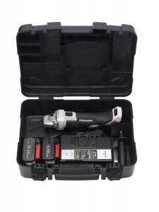 Panasonic 充電ディスクグラインダー100 18V 5.0Ah EZ46A1LJ2G-H