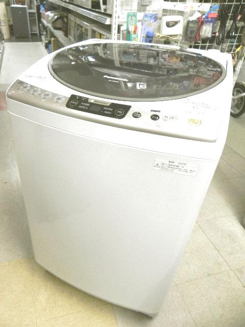 大容量9kg洗濯機 Panasonic NA-FS90H6