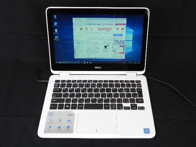 タブレットに変身するノートPC DELL INSPIRON 11 3000-3168