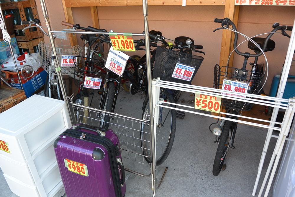 自転車もお得に販売中♪