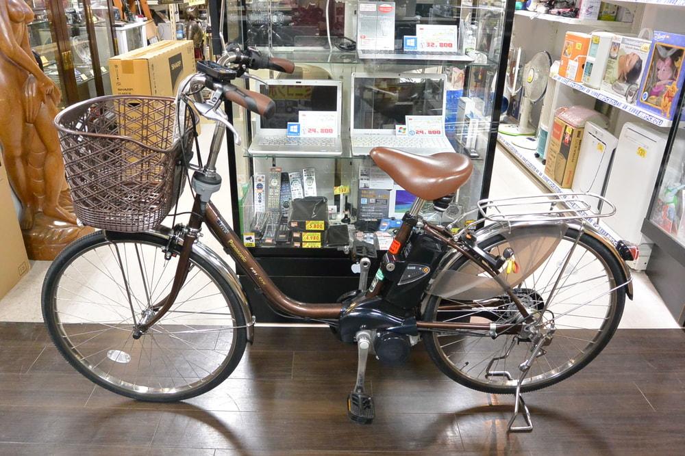 Panasonic 電動アシスト自転車 BE-END434