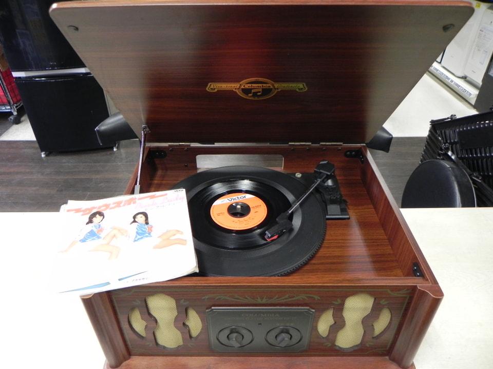 巣ごもりで懐かしいレコードを聴こう!