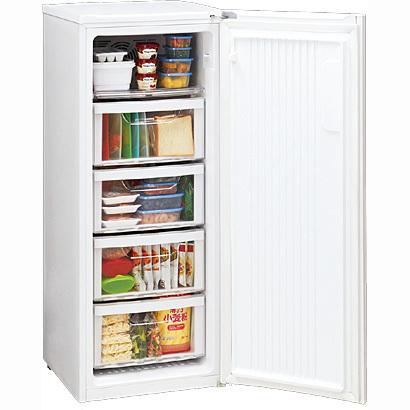 大容量136Lの家庭用冷凍庫 HAIER JF-NUF136E